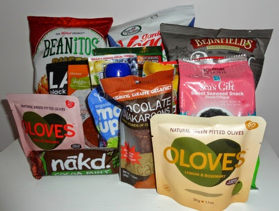 February 2015 Healthy Surprise Box 1