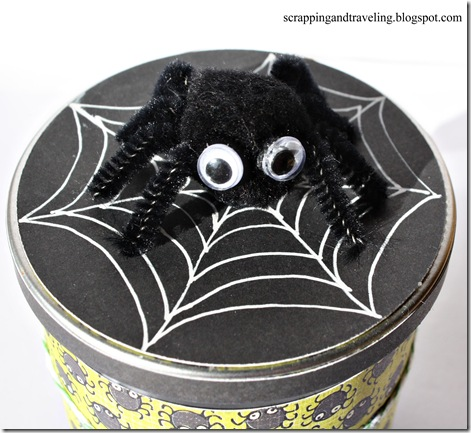 Halloween Jar 2