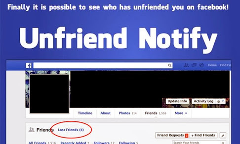 Cómo saber quién me eliminó de Facebook