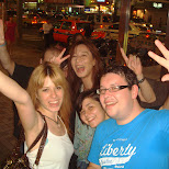heather, max, jasmine and team tokyo in Tokyo, Tokyo, Japan