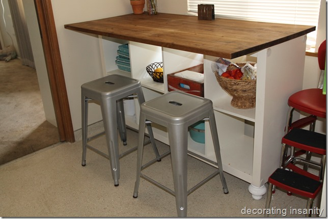 Ikea Expedit Kitchen Island