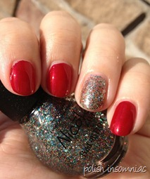 Nicole by OPI Keeping Up with Santa with Kardashing Through the Snow 2