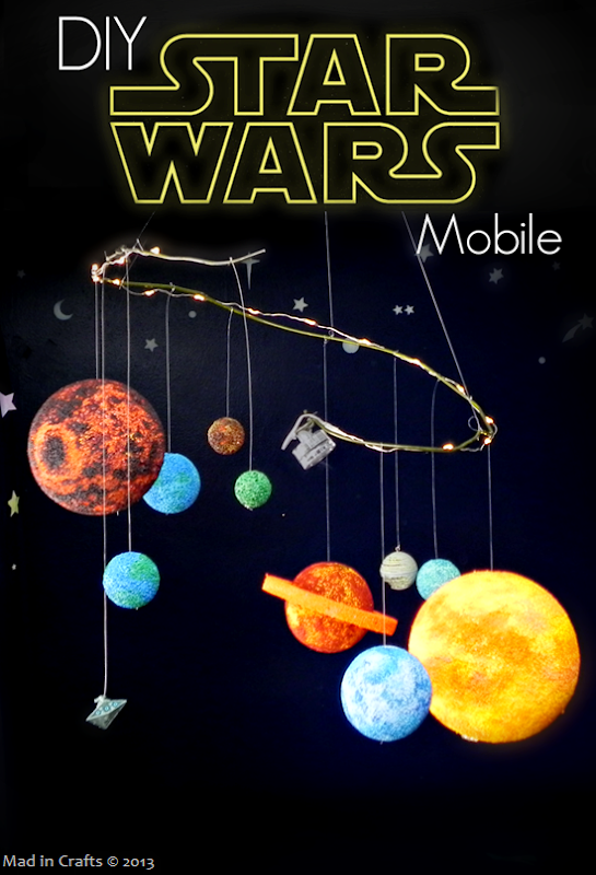 DIY Star Wars Mobile
