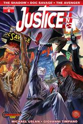 Actualización 24/03/2015: Justice INC - Zur en las traducciones y Kid G en las maquetas, nos traen el ultimo numero de Justice INC, #6. Muchas gracias por el trabajo, y nos prometen la secuela apenas se publique.