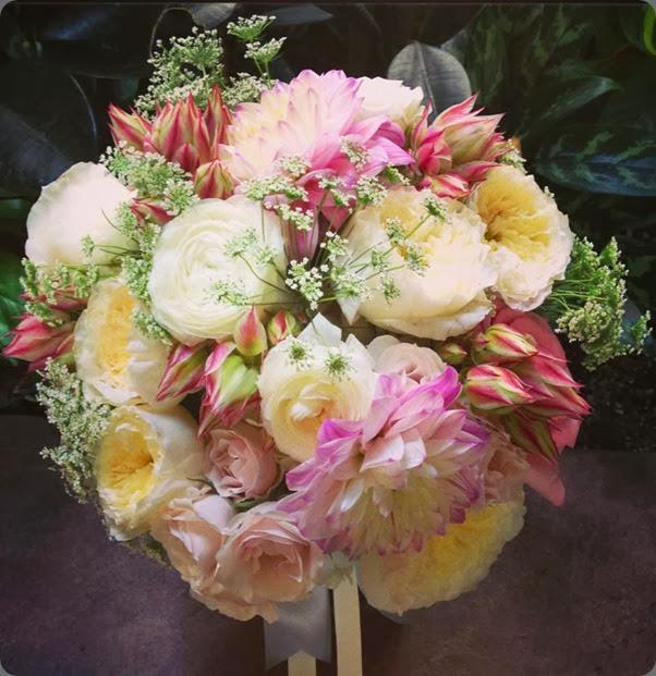 blushing bride 1236342_10151601484511123_517699013_n plum sage flowers