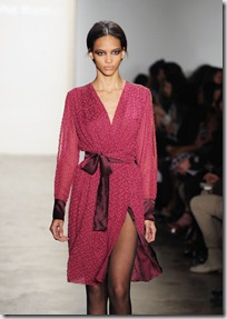 Sophie Theallet Runway Fall 2012 Mercedes 5CypapuYAP6l