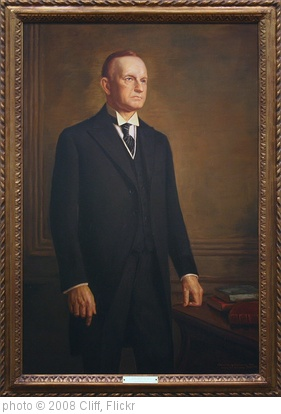 'Calvin Coolidge, Thirtieth President (1923-1929)' photo (c) 2008, Cliff - license: http://creativecommons.org/licenses/by/2.0/