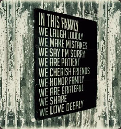 familyvaluesquotes