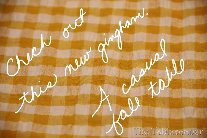 working gold gingham with words copy