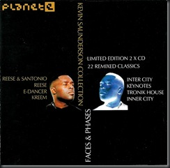 Kevin Saunderson – Faces & Phases - The Kevin Saunderson Collection