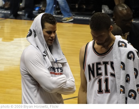 'Kris Humphries / Brook Lopez' photo (c) 2009, Bryan Horowitz - license: http://creativecommons.org/licenses/by-sa/2.0/