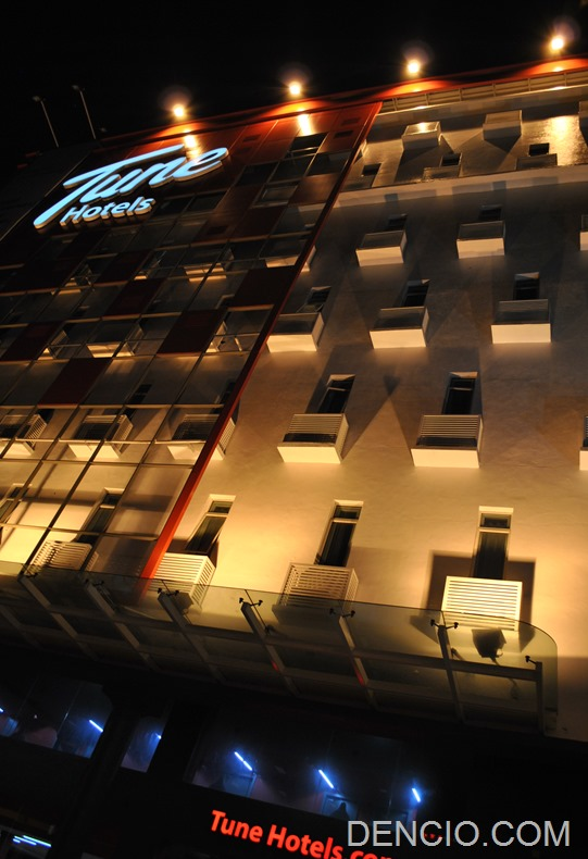 Tune Hotels Downtown KL 33