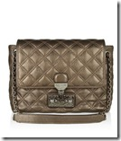 Marc Jacobs Metallic Shoulder Bag