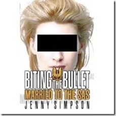 biting the bullet married to the SAS