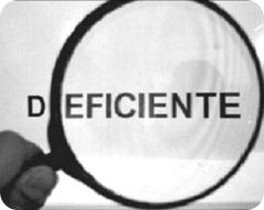 DEFICIENTE 4