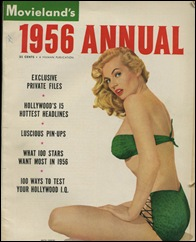 Anita Ekberg #134 - Mag. Cover (version 1)