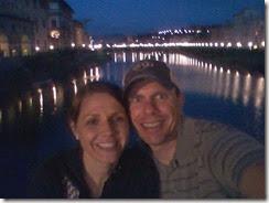 Faith, Brian Firenze Ponte Vecchio