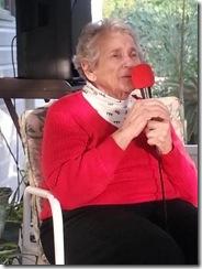 Conrad Eileen singing