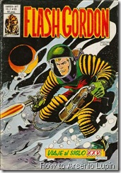 P00008 - Flash Gordon v2 #25