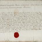 Izabela Czartoryska sprzedaje kamienice w Rynku 1784.jpg