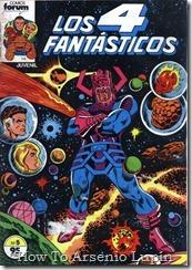 P00005 - Los 4 Fantásticos v1 #5
