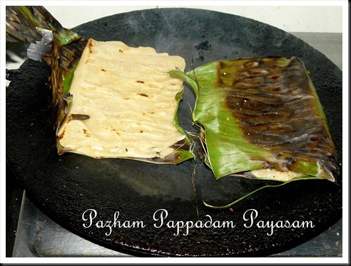Ottadas getting roasted on the tawa