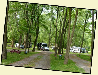 8 - Site 25 Arrowhead Marina and RV Park, Glenville, NY