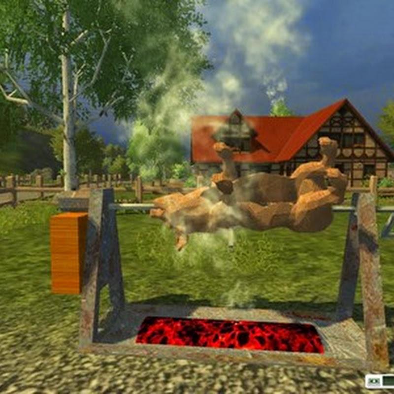 Farming simulator 2013 - Rotisserie v 1.0