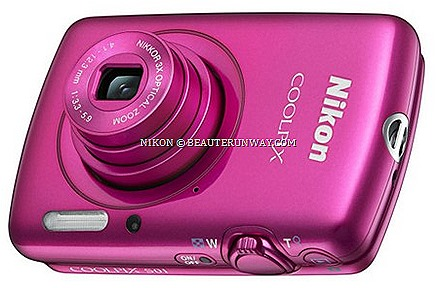 NIKON COOLPIX S01 TIPA AWARDS 2013 WINNERS D7100  COOLPIX P520 1 NIKKOR LENS 10.1 MP,  S01 CCD image sensor incorporates a 3X NIKKOR zoom lens that yields a focal length equivalent 29 to 87mm. Feather light tiny at 96 g