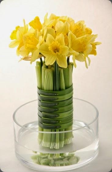 daffodil floresie_narcisse_daffodil_bouquet - 2