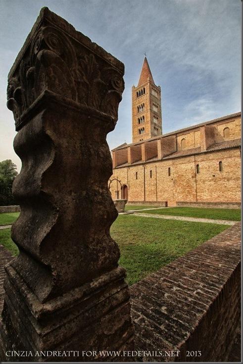Cinzia Andreatti for FEdetails.net Pomposa 1, Ferrara, Emilia Romagna, Italy