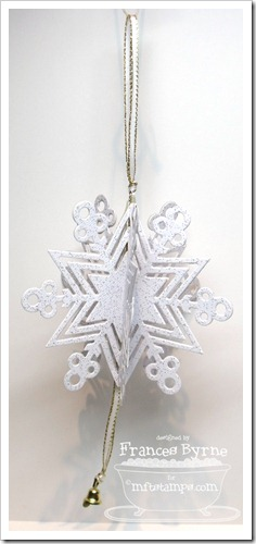 Snowflake Ornament wm