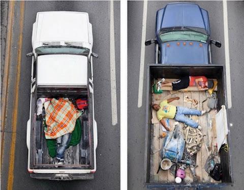 Що відбувається в багажниках авто