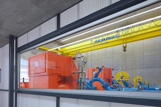 Hidroelétrica subterrânea 08