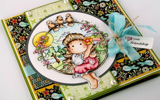 Claudia_Rosa_I heart Your friendship_2