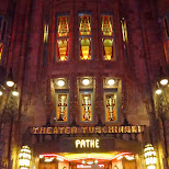the famous Theater Tuschinski Pathe in Amsterdam, Noord Holland, Netherlands