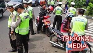 Anak Polisi Ketahuan Bawa Mobil Hasil Tilang Ayahnya