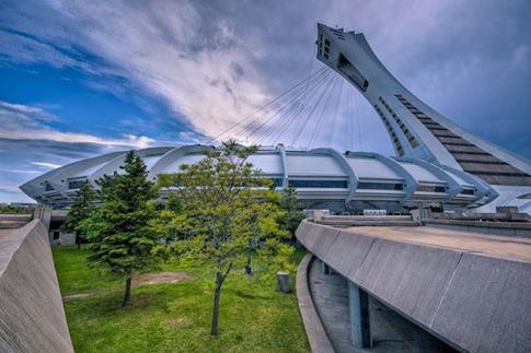 29. Estadio Olímpico (Montreal, Quebec, Canada)
