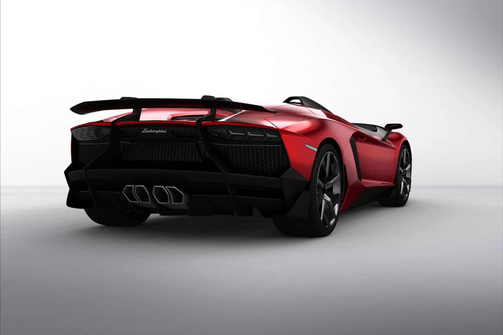 Lamborghini Aventador J Concept Foto Ufficiali Presentazioni