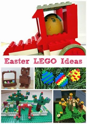 Easter lego ideas planet smarty pants easter and spring lego ideas negle Image collections