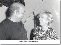 Loredao e Neusa Amaral