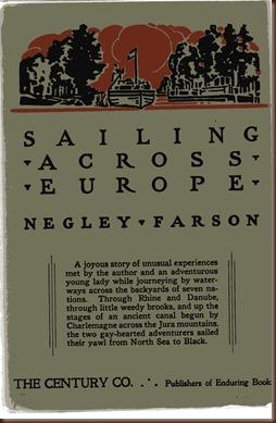 Sailing Across Europe 1926