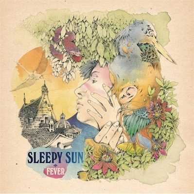 sleepysun-fever-art