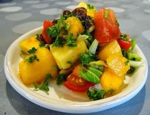 salade papaye