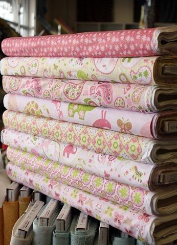 Animal Parade fabric by Ana Davis for Blend fabrics