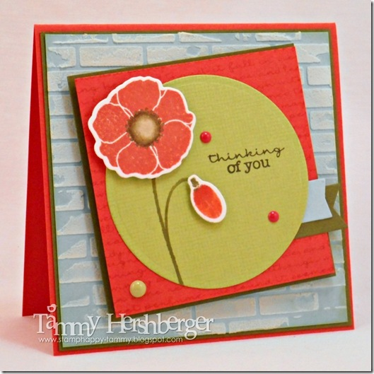 Color Throwdown #303 by Tammy Hershberger