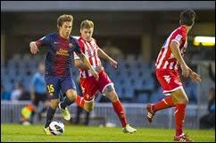 Sporting Gijón vs Barcelona B