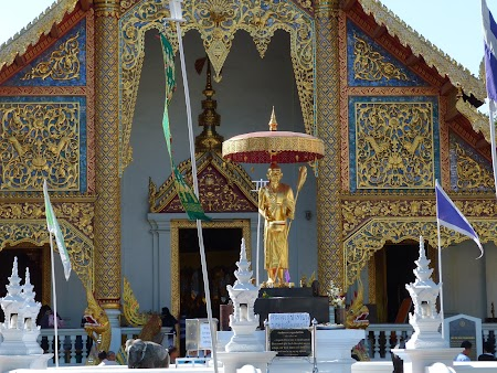 Obiective turistice Chiang Mai: Wat Phra Singh
