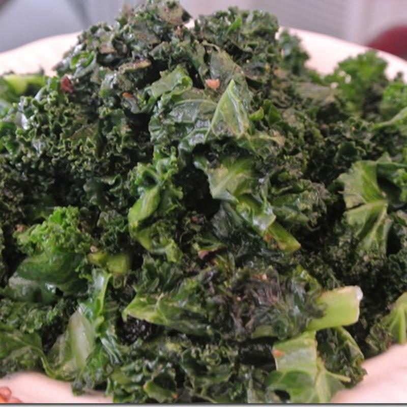 Cải xoăn (Kale) xào gừng và thành phần dinh dưỡng – Diệu Sương