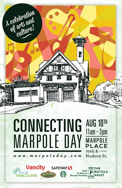 Connecting Marpole Day 2013